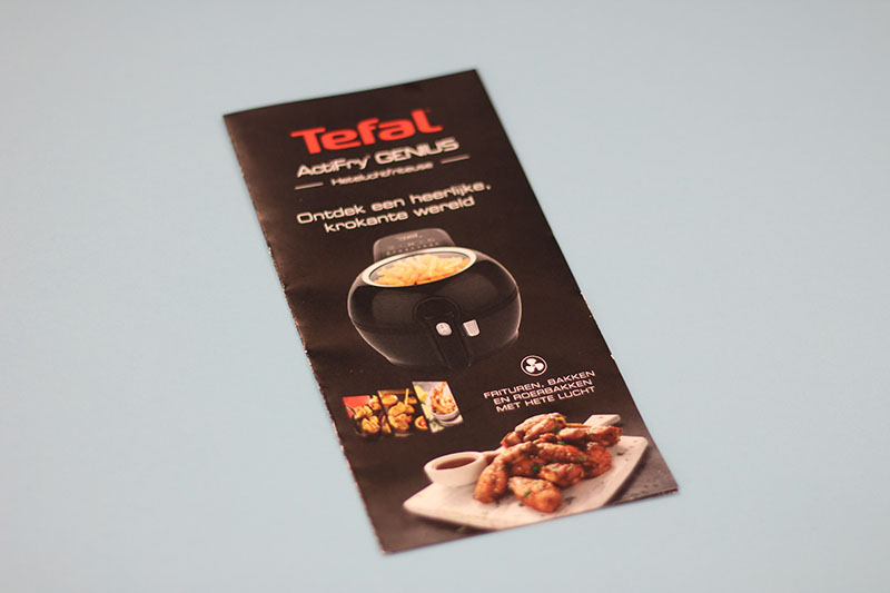 Folders offset Tefal
